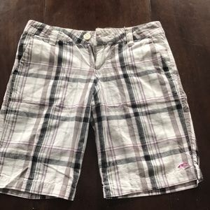 O'Neill Bermuda Shorts size 3